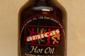Amicas Hot Oil